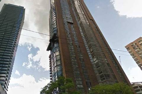 Home for rent at 55 Charles St Unit 801 Toronto Ontario - MLS: C4421821