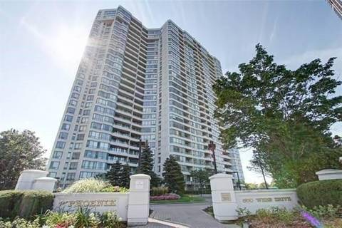 Apartment for rent at 550 Webb Dr Unit 801 Mississauga Ontario - MLS: W4671310