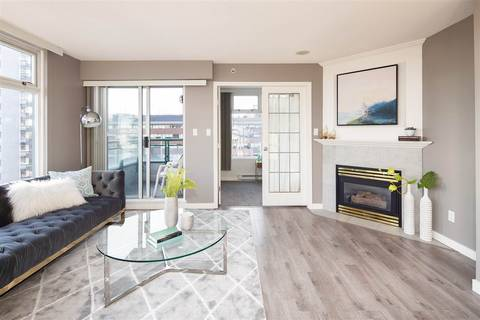 Condo for sale at 720 Carnarvon St Unit 801 New Westminster British Columbia - MLS: R2446971