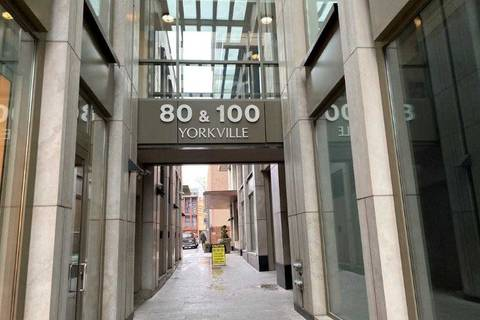 Apartment for rent at 80 Yorkville Ave Unit 801 Toronto Ontario - MLS: C4750386