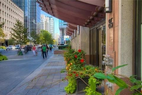 Apartment for rent at 85 Bloor St Unit 801 Toronto Ontario - MLS: C4697211
