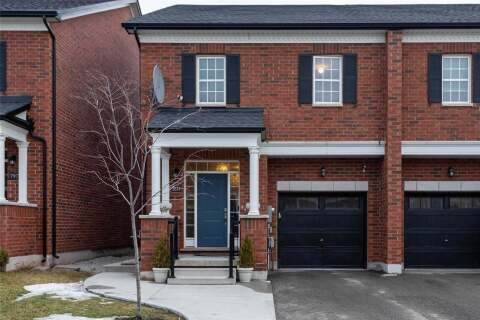 Townhouse for rent at 801 Banks Cres Milton Ontario - MLS: W4812853