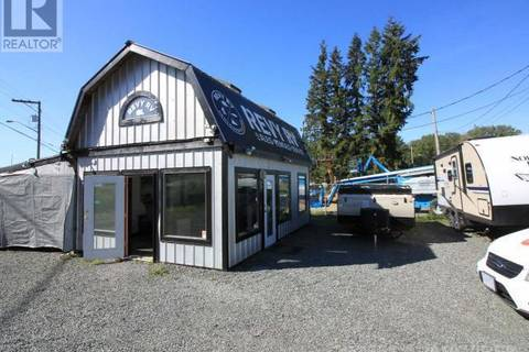Commercial property for sale at 801 Dingwall Rd Courtenay British Columbia - MLS: 454556