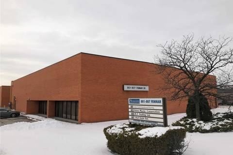 Commercial property for lease at 801 Fenmar Dr Toronto Ontario - MLS: W4684767