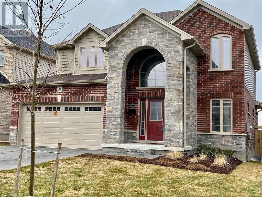 House for sale at 801 Jackpine Wy London Ontario - MLS: 243449