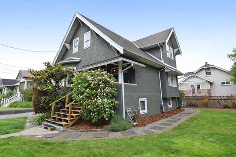 House for sale at 801 London St New Westminster British Columbia - MLS: R2430078