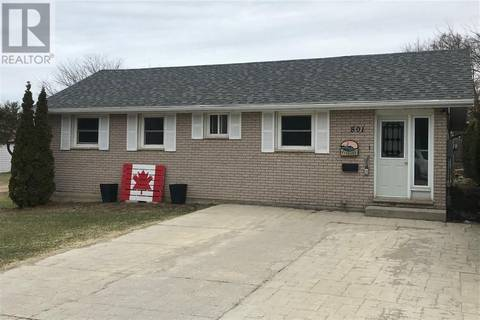 House for sale at 801 Market St Port Elgin Ontario - MLS: 187780