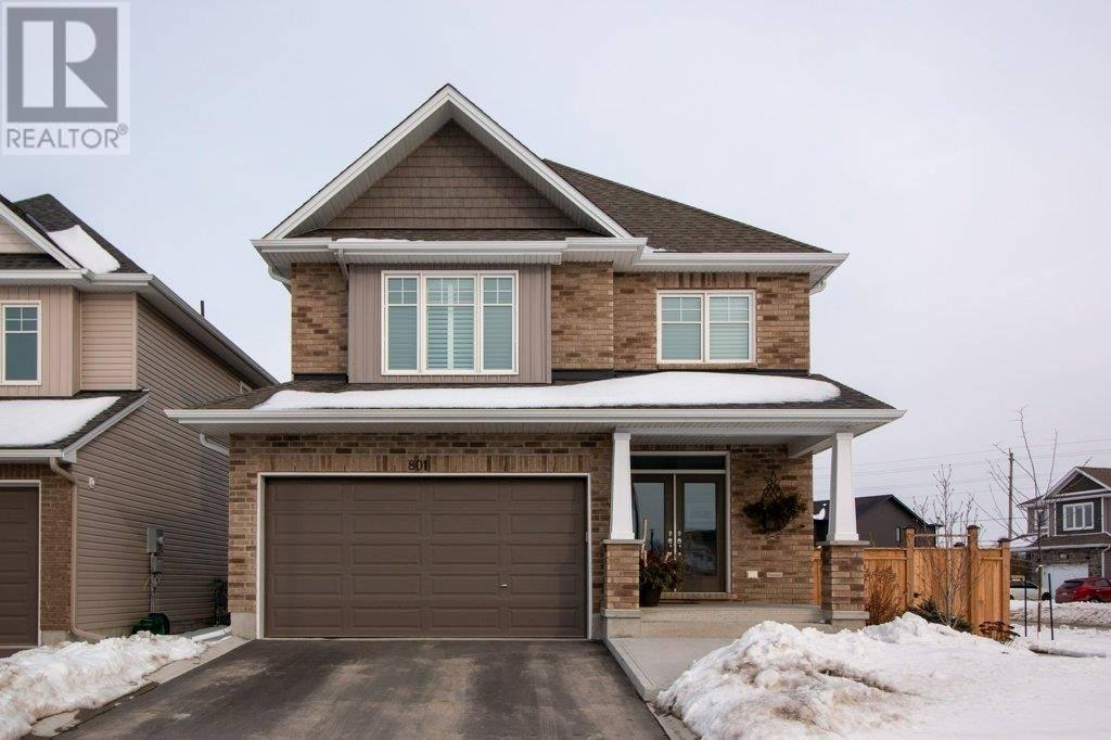 House for sale at 801 Stonewalk Dr Kingston Ontario - MLS: K20000865