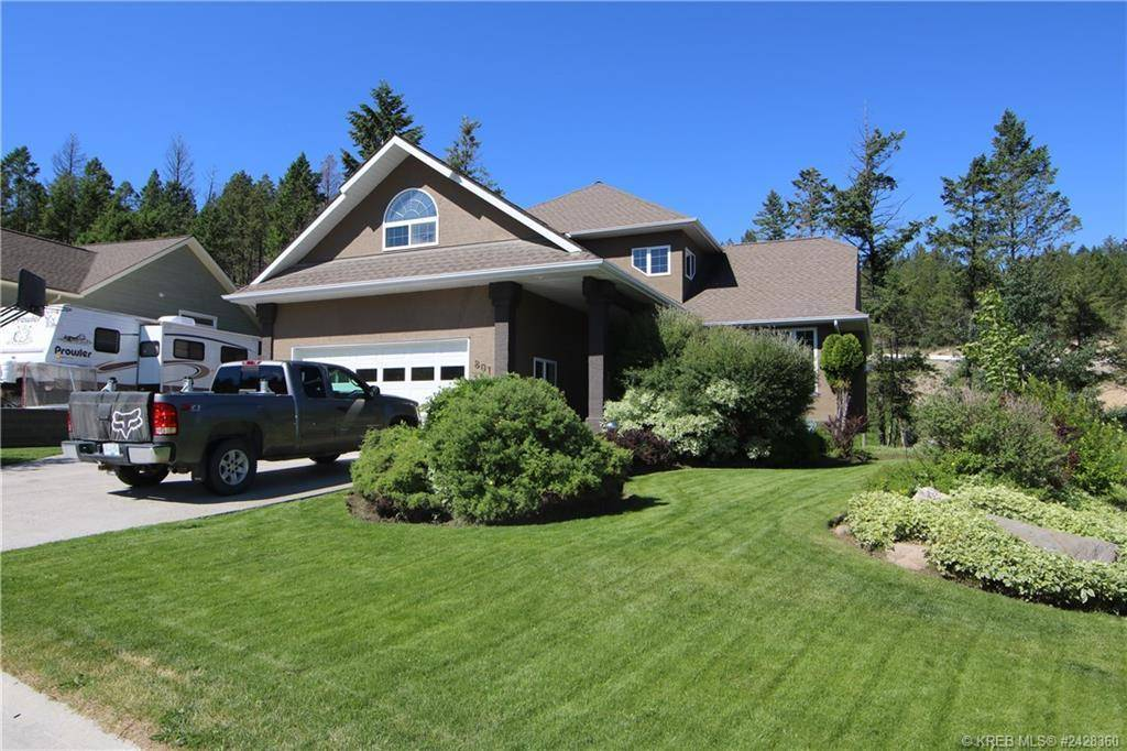 House for sale at 801 Westridge Drive  Invermere British Columbia - MLS: 2450968