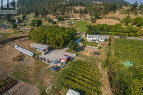 Home for sale at 8011 Simpson Rd Summerland British Columbia - MLS: 177987