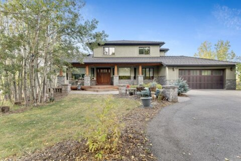 House for sale at 80111 Highwood Meadows Dr E Rural Foothills County Alberta - MLS: A1036332
