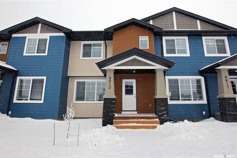 Townhouse for sale at 8013 Flax Ave Regina Saskatchewan - MLS: SK798139