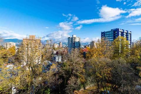 Condo for sale at 1686 13th Ave W Unit 802 Vancouver British Columbia - MLS: R2347885
