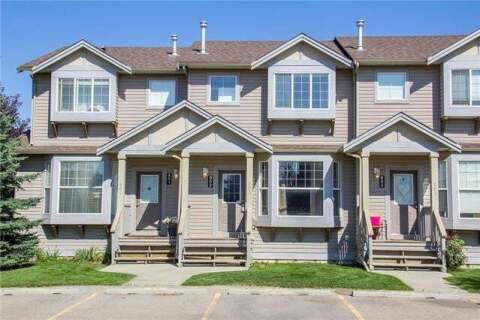 Townhouse for sale at 2005 Luxstone Blvd Southwest Unit 802 Airdrie Alberta - MLS: C4287850