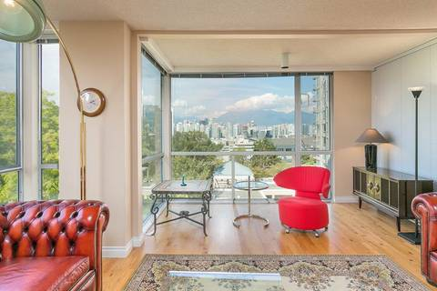 Condo for sale at 2668 Ash St Unit 802 Vancouver British Columbia - MLS: R2421454