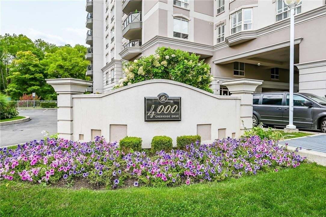 Apartment for rent at 4000 Creekside Dr Unit 802 Dundas Ontario - MLS: H4088487