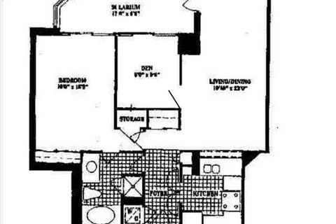 Apartment for rent at 44 Gerrard St Unit 802 Toronto Ontario - MLS: C4612489