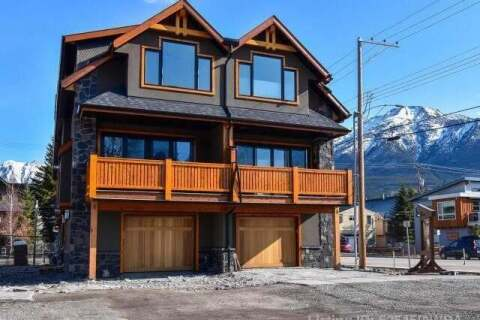 Townhouse for sale at 802 6th Street  SW Canmore Alberta - MLS: AW52515