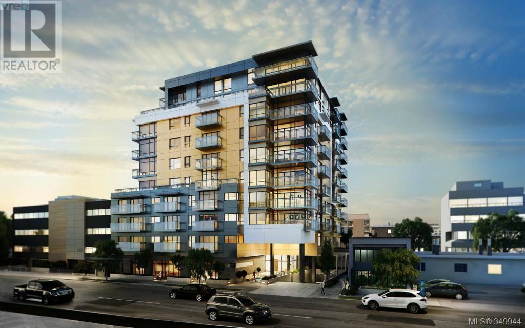 Condo for sale at 838 Broughton St Unit 802 Victoria British Columbia - MLS: 414486
