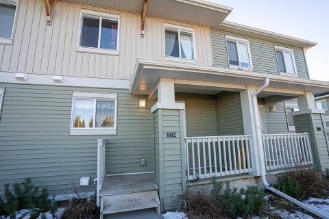 Townhouse for sale at 802 Clover Rd Carstairs Alberta - MLS: A1048501