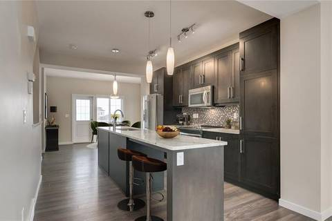 Townhouse for sale at 802 Evansridge Common Northwest Calgary Alberta - MLS: C4286794