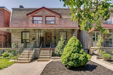 Townhouse for sale at 802 Gladstone Ave Toronto Ontario - MLS: W4574992