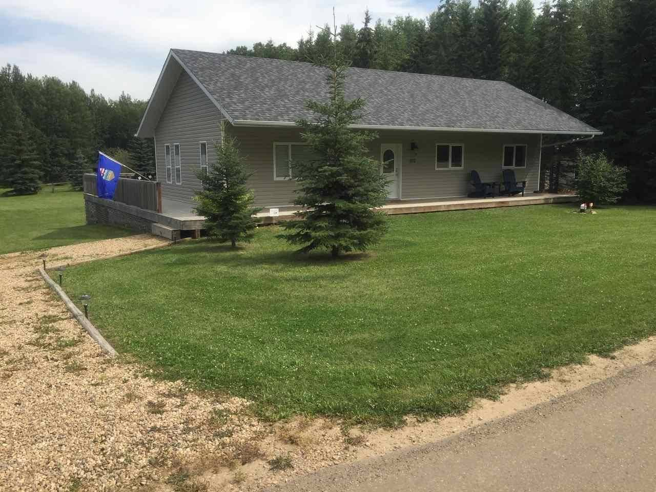 House for sale at 802 Marine Dr Rural Wetaskiwin County Alberta - MLS: E4195771
