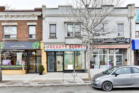 Commercial property for sale at 802 St Clair Ave Toronto Ontario - MLS: C4583342