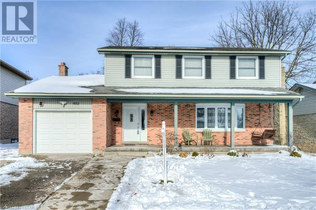 House for sale at 802 Viscount Rd London Ontario - MLS: 240986