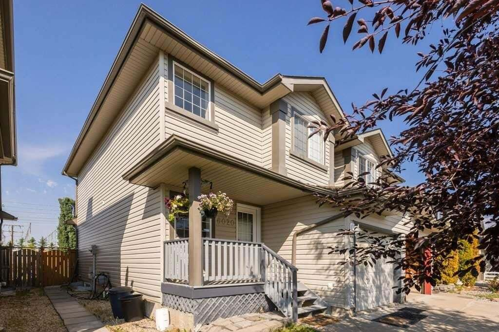 Townhouse for sale at 8020 2 Av SW Edmonton Alberta - MLS: E4212220