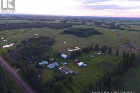 House for sale at 8020 Township Rd Lac Ste. Anne Alberta - MLS: 49978