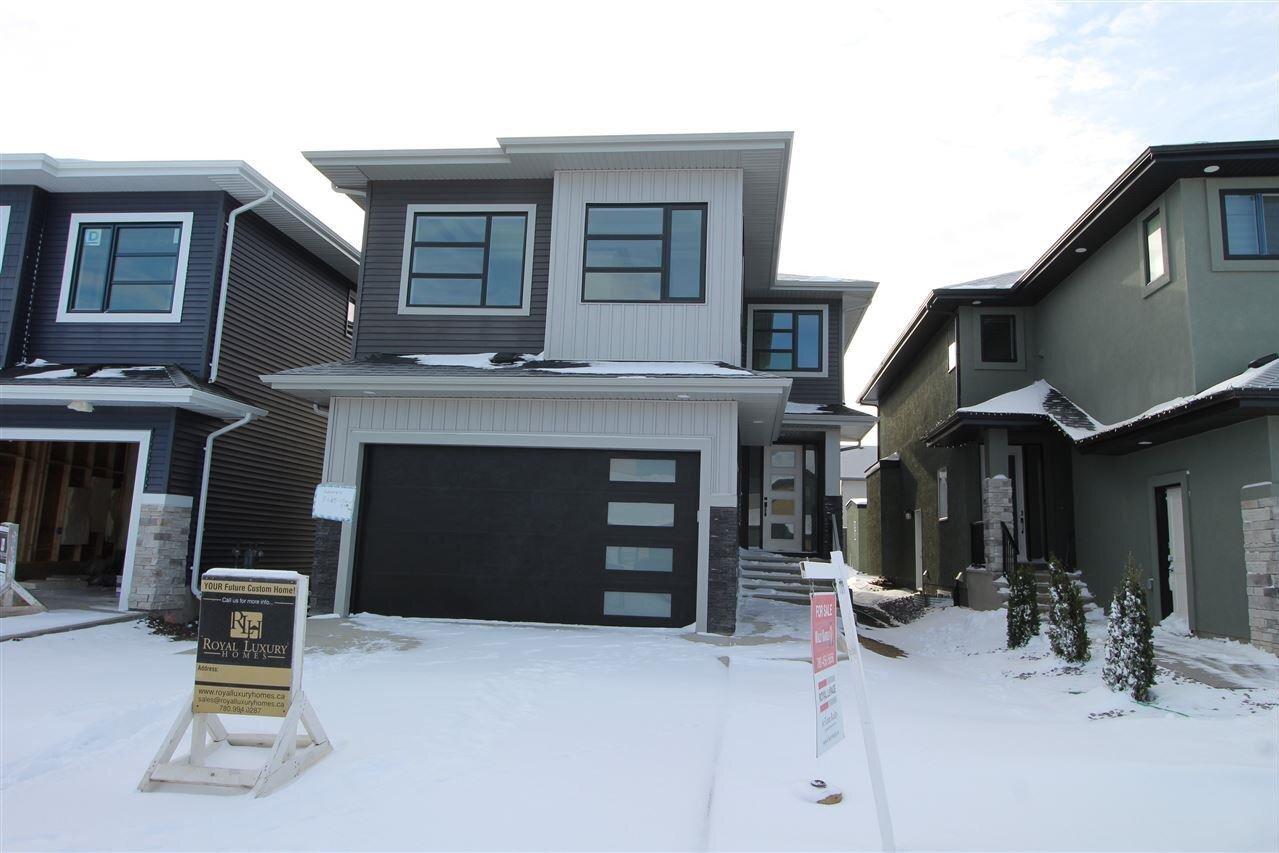 House for sale at 8025 174a Av NW Edmonton Alberta - MLS: E4207621