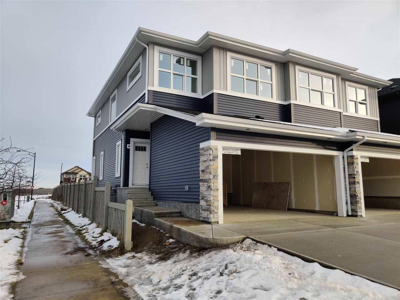 Townhouse for sale at 8025 223 St Nw Edmonton Alberta - MLS: E4176715