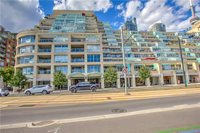 Removed: 802e - 480 Queens Quay West, Toronto, ON - Removed on 2018-09-26 05:18:03