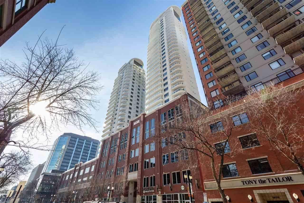Condo for sale at 10152 104 St Nw Unit 803 Edmonton Alberta - MLS: E4188026