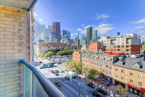 Condo for sale at 109 Front St Unit 803 Toronto Ontario - MLS: C4613203