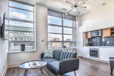 Apartment for rent at 111 St Clair Ave Unit 803 Toronto Ontario - MLS: C4451915
