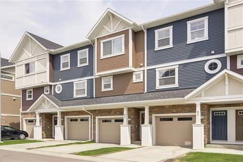 Townhouse for sale at 1225 Kings Heights Wy Southeast Unit 803 Airdrie Alberta - MLS: C4269983