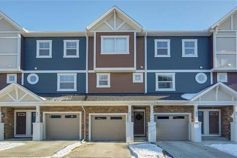 Townhouse for sale at 1225 Kings Heights Wy Southeast Unit 803 Airdrie Alberta - MLS: C4282147