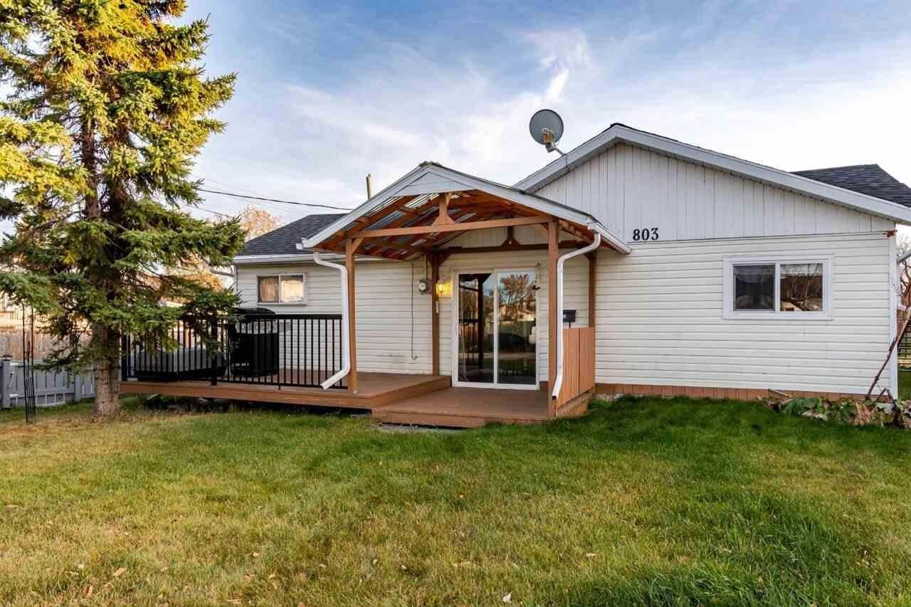 House for sale at 803 15 Av Cold Lake Alberta - MLS: E4217946