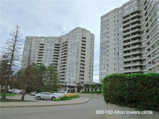 Optima On The Park Ⅰ Condos: 150 Alton Towers Circle, Toronto, ON