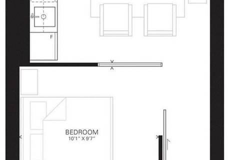 Apartment for rent at 17 Dundonald St Unit 803 Toronto Ontario - MLS: C4603745