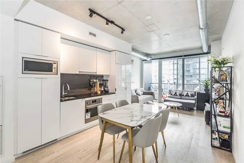 Condo for sale at 170 Bayview Ave Unit 803 Toronto Ontario - MLS: C4695605