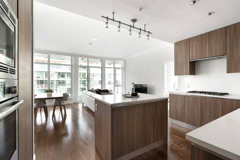 Condo for sale at 175 Victory Ship Wy Unit 803 North Vancouver British Columbia - MLS: R2360278