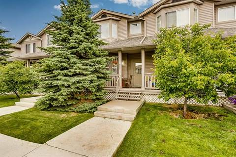 Townhouse for sale at 2001 Luxstone Blvd Southwest Unit 803 Airdrie Alberta - MLS: C4256955