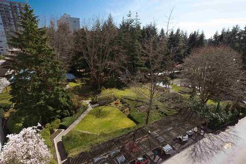 Condo for sale at 2020 Fullerton Ave Unit 803 North Vancouver British Columbia - MLS: R2384062