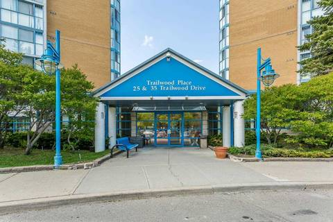 Condo for sale at 25 Trailwood Dr Unit 803 Mississauga Ontario - MLS: W4460598
