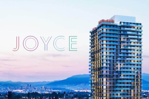 Condo for sale at 5058 Joyce St Unit 803 Vancouver British Columbia - MLS: R2412477