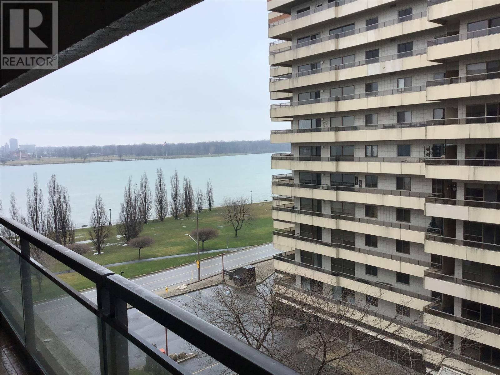 Apartment for rent at 5125 Riverside Dr East Unit 803 Windsor Ontario - MLS: 20003937