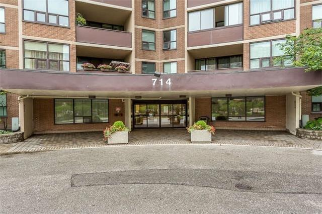 Sold: 803 - 714 The West Mall Road, Toronto, ON